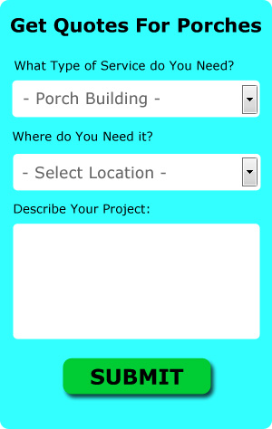 Free Burntwood Porch Building Quotes